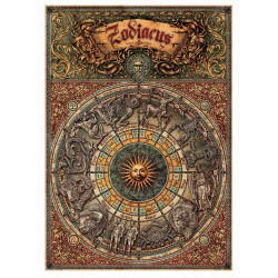 Puzzle 1000 pièces - Zodiaque