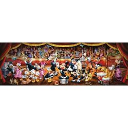 Puzzle 1000 pièces - Disney Orchestre - Panorama