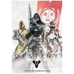 Puzzle 1000 pièces - Destiny Premium Guardian Fireteam
