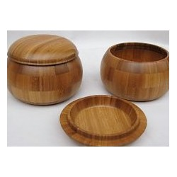 Bols de Go Bambou Japonais - Grand Format