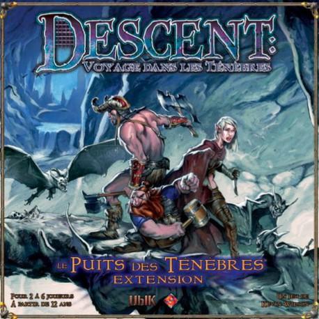 Descent : Le Puits des Ténèbres - Extension