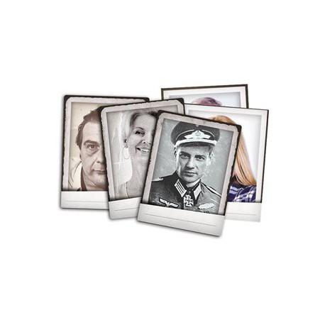 Detective - Portraits Polaroid (set de 30)