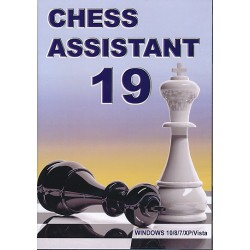Chess Assistant 19 Standard with Houdini 6