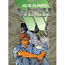 Cartes à jouer Largo Winch