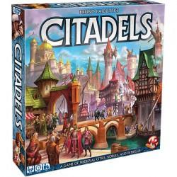 Citadels (Citadelles Anglais)