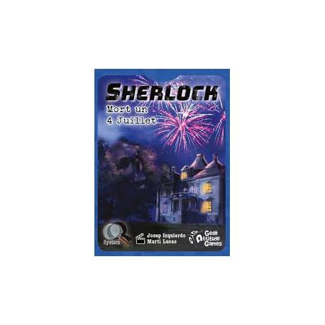 Q System - Sherlock: Mort un 4 Juillet