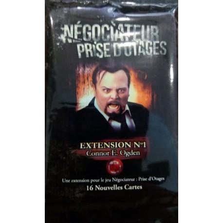 Négociateur prise d'otages - Extension n°1 Connor E. Ogden