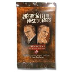 Négociateur prise d'otages - Extension n°2 Les Jumeaux Pedersen