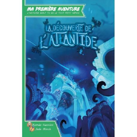 Ma première aventure La découverte de l'Atlantide
