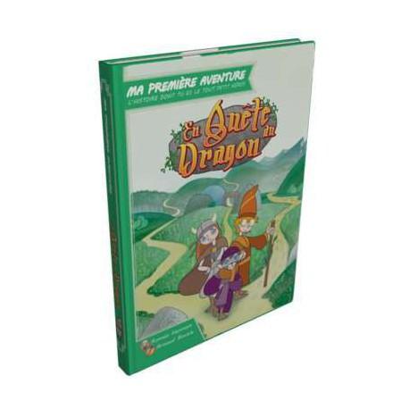 Ma première aventure En quête du dragon