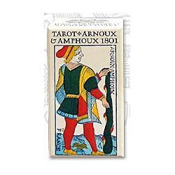 Tarot divinatoire Arnoux & Amphoux 1801