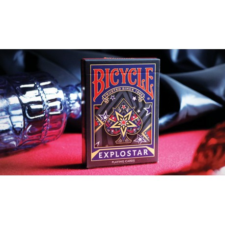 Cartes Bicycle Explostar