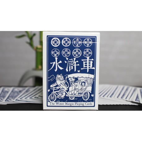 Cartes Water Margin Limited Edition