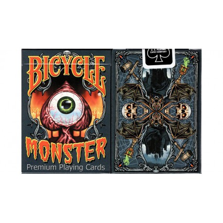 Cartes Bicycle Monster