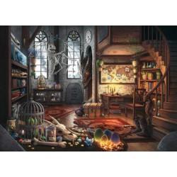 Puzzle 759 pièces - Escape: Laboratoire de dragonologie