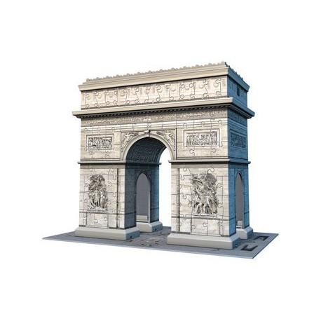 Puzzle 216 pièces 3D - Arc de Triomphe