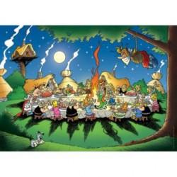 Puzzle 1500 pièces - Astérix: Le Banquet