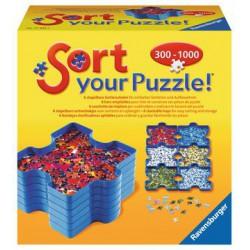 Trieur de pièces de puzzle (300 à 1000 pièces)