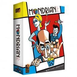 Mondrian - Le jeu de dés
