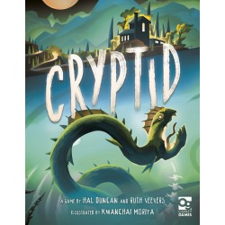 Cryptid (anglais)