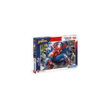 Puzzle 104 pièces - Spider Man