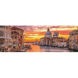 Puzzle 1000 pièces - Grand Canal de Venise Panorama