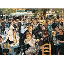 Puzzle 1000 pièces - Bal du moulin de la Galette, Renoir