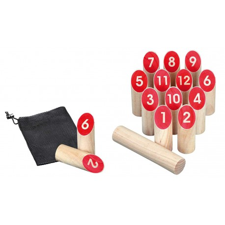 Molky - Number Kubb