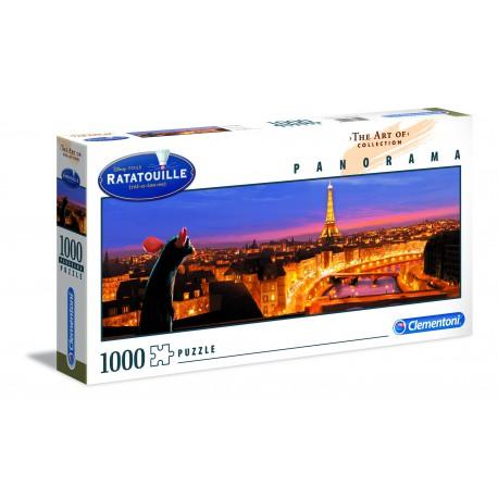 Puzzle 1000 pièces - Ratatouille Panorama
