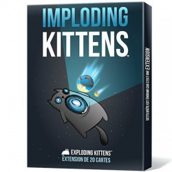 Imploding Kittens (extension)