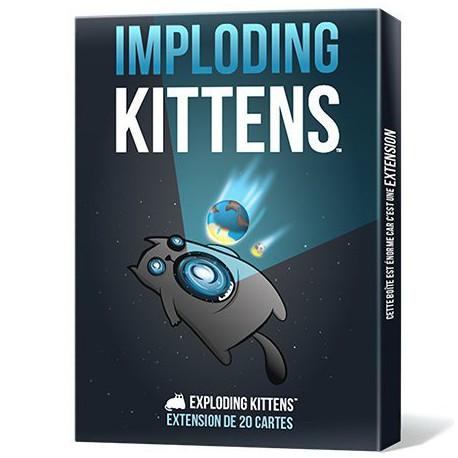 Imploding Kittens (extension)