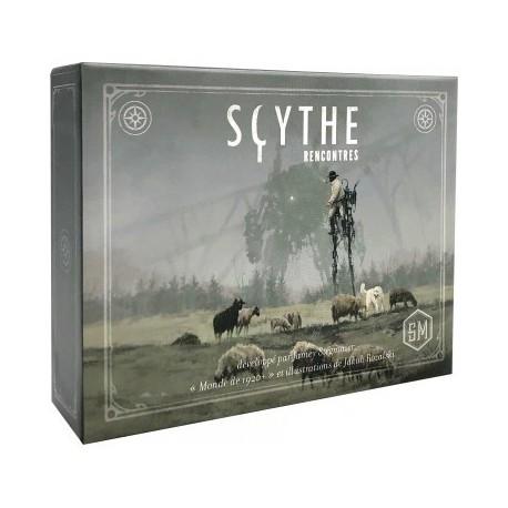 Scythe - Rencontres