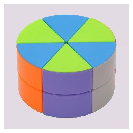 Cube Pancake 2 Layers stickerless