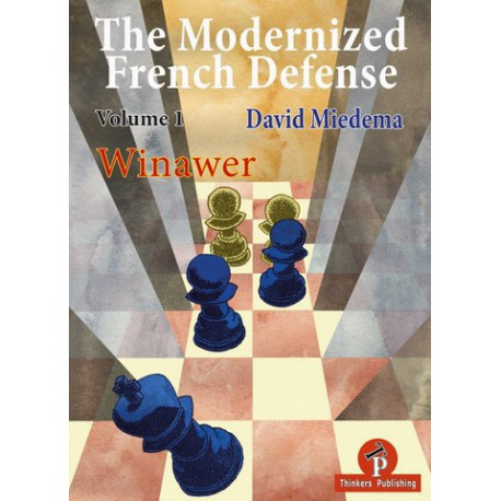 Miedema - The Modernized French Defense - Volume 1