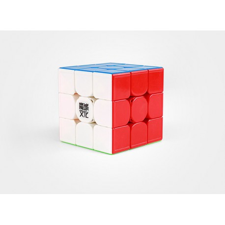 Cube 3x3 Moyu - Magnetic Stickerless RS3M