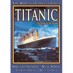 Puzzle 1000 pièces - Titanic