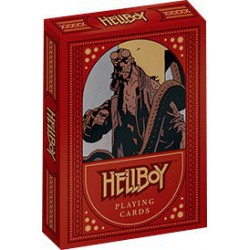 Cartes à jouer Hellboy Collector