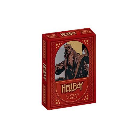 Cartes à jouer Hellboy Collector