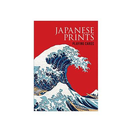 Cartes à jouer Estampes Japonaises