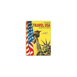 Cartes à jouer Travel USA