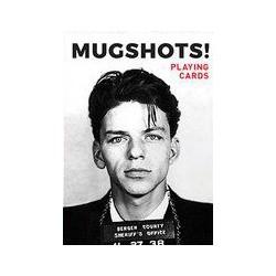 Cartes à jouer Mugshots - Suspects
