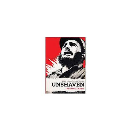 Cartes à jouer Unshaven - Barbus