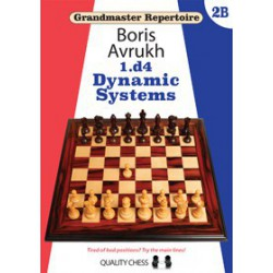 Avrukh - GM Repertoire 2B - Dynamic Systems (Hard cover)
