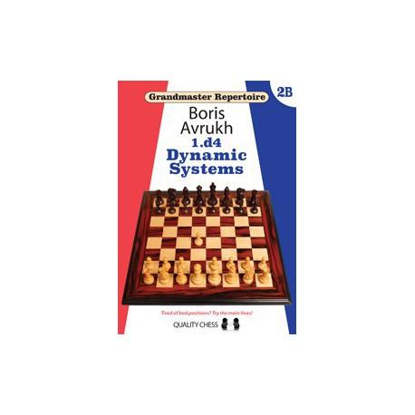 Avrukh - GM Repertoire 2B - Dynamic Systems (Hard cover)