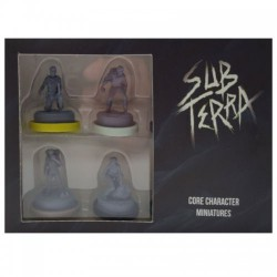 Sub Terra - Minis Personnages
