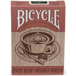 Cartes à jouer Bicycle House Blend