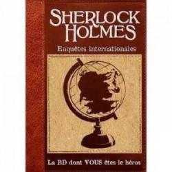 Sherlock Holmes - Enquêtes internationales BD