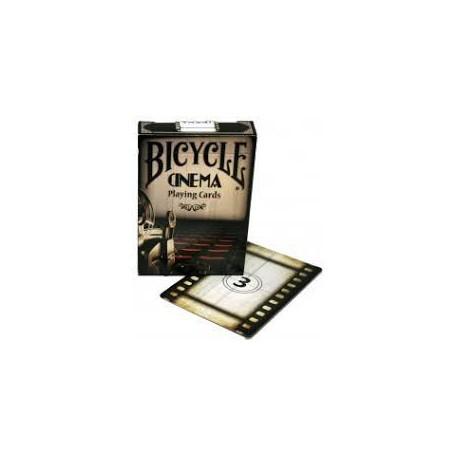 Cartes à jouer Bicycle Cinema