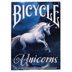 Cartes à jouer Bicycle Unicorns