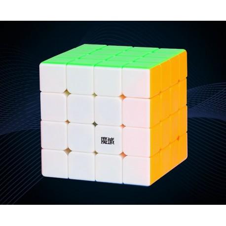 Cube 4x4 Magnétique Stickerless - GTSM Moyu